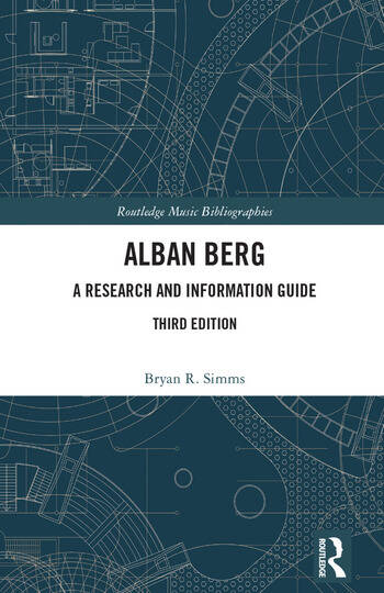 Alban Berg A Research and Information Guide book cover