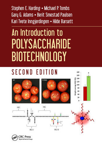 An Introduction to Polysaccharide Biotechnology book cover
