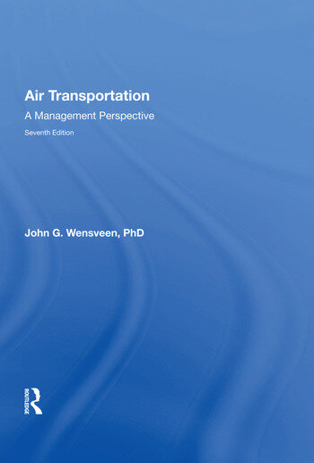Air Transportation A Management Perspective book cover