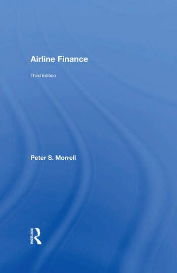 Airline Finance book cover