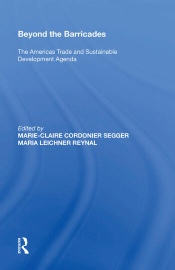 Beyond the Barricades The Americas Trade and Sustainable Development Agenda book cover