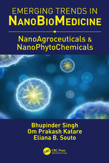 NanoAgroceuticals & NanoPhytoChemicals book cover