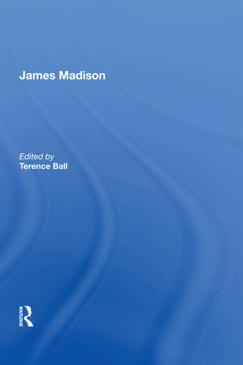 James Madison book cover