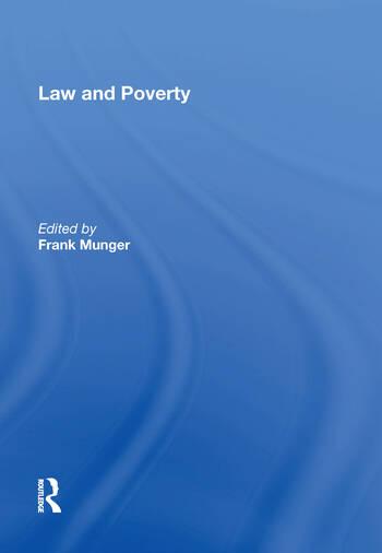 Law and Poverty book cover