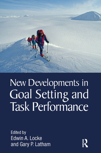 New Developments in Goal Setting and Task Performance book cover