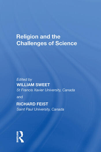 Religion and the Challenges of Science book cover