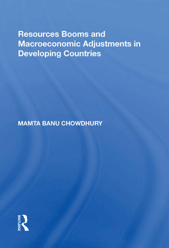 Resources Booms and Macroeconomic Adjustments in Developing Countries book cover