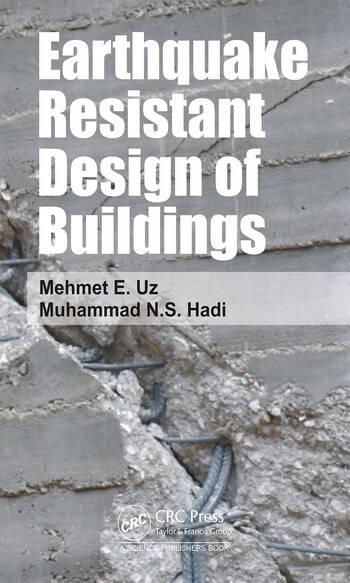 Earthquake Resistant Design of Buildings book cover