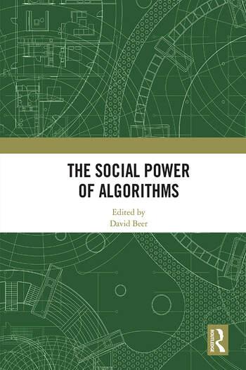 The Social Power of Algorithms book cover