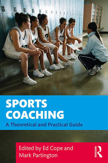 Sports Coaching A Theoretical and Practical Guide book cover