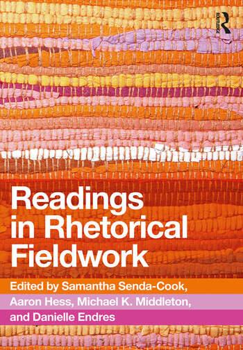 Readings in Rhetorical Fieldwork book cover