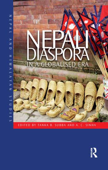 Nepali Diaspora in a Globalised Era book cover