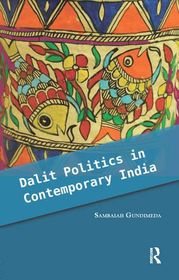 Dalit Politics in Contemporary India book cover