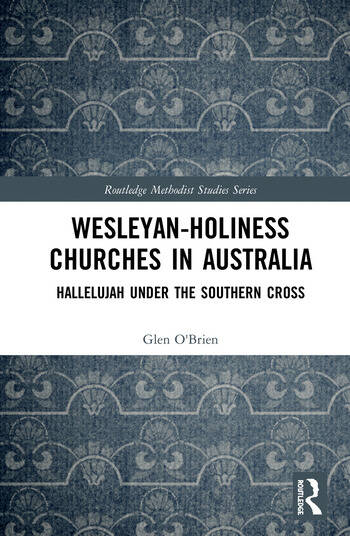 Wesleyan-Holiness Churches in Australia Hallelujah under the Southern Cross book cover