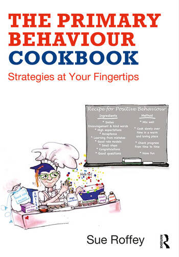 The Primary Behaviour Cookbook Strategies at your Fingertips book cover