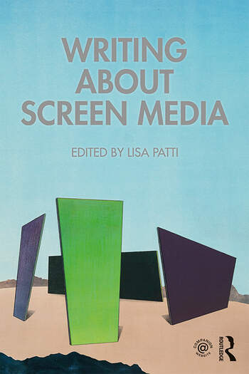Writing About Screen Media book cover