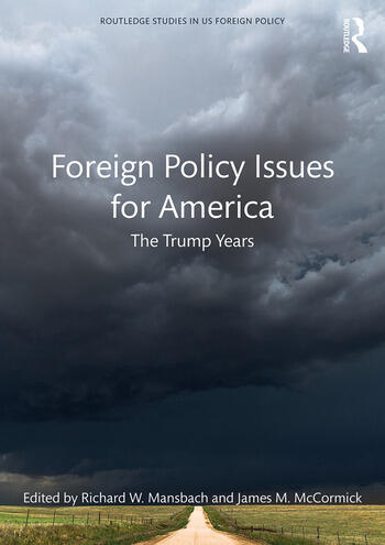 Foreign Policy Issues for America The Trump Years book cover
