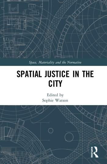 Spatial Justice in the City book cover