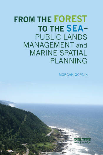 From the Forest to the Sea – Public Lands Management and Marine Spatial Planning book cover