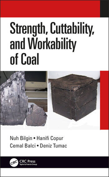 Strength, Cuttability, and Workability of Coal book cover