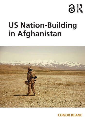 US Nation-Building in Afghanistan book cover