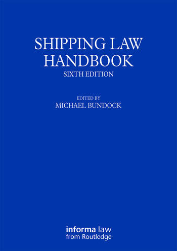 Shipping Law Handbook book cover