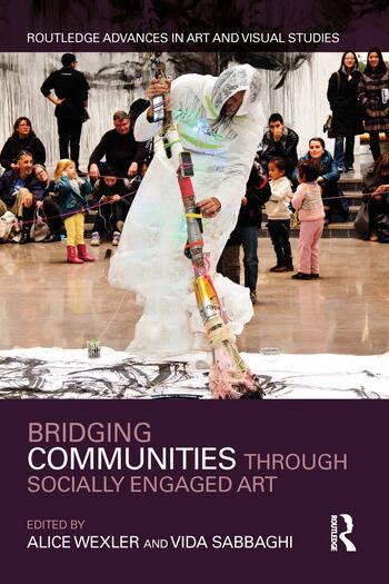 Bridging Communities through Socially Engaged Art book cover