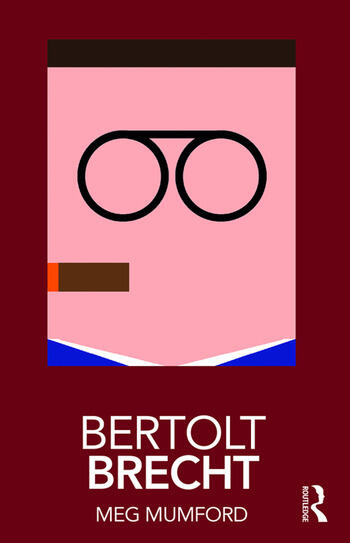 Bertolt Brecht book cover