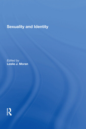 Sexuality and Identity book cover