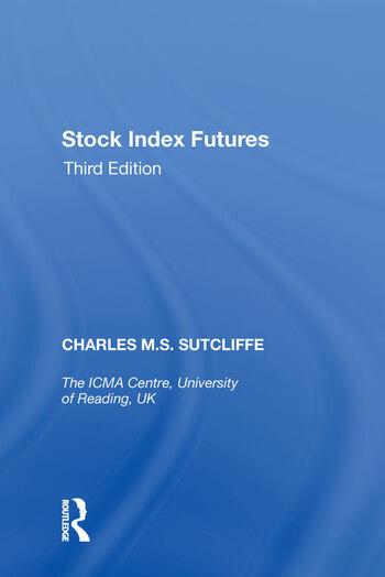Stock Index Futures book cover