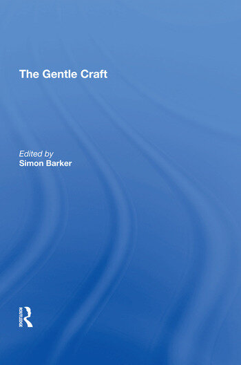 The Gentle Craft By Thomas Deloney book cover