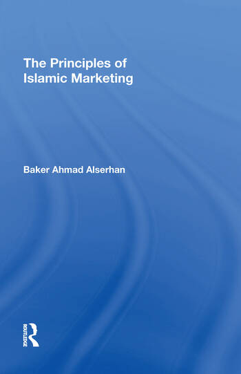 The Principles of Islamic Marketing book cover