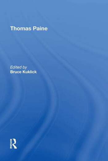 Thomas Paine book cover