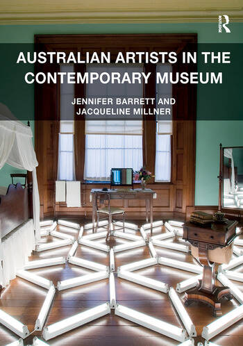 Australian Artists in the Contemporary Museum book cover