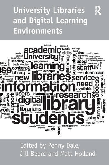 University Libraries and Digital Learning Environments book cover