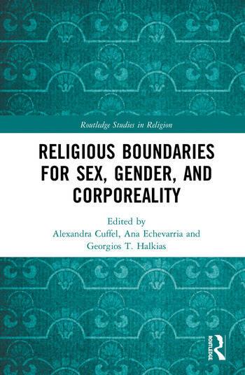 Religious Boundaries for Sex, Gender, and Corporeality book cover