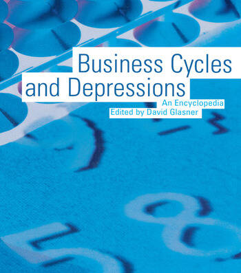 Business Cycles and Depressions An Encyclopedia book cover