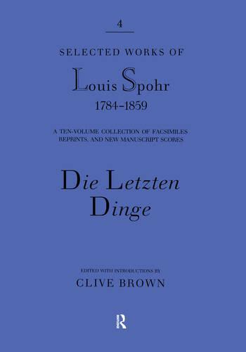 Die\Letzten Dinge book cover