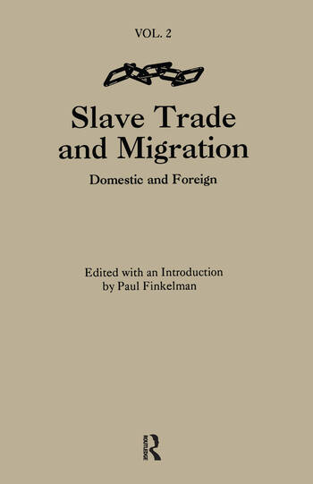 The Slave Trade & Migration book cover
