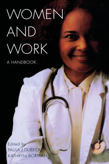 Women and Work A Handbook book cover