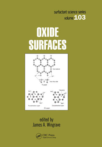 Oxide Surfaces book cover
