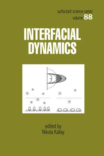 Interfacial Dynamics book cover