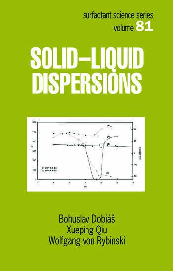 Solid - Liquid Dispersions book cover