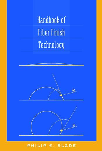 Handbook of Fiber Finish Technology book cover