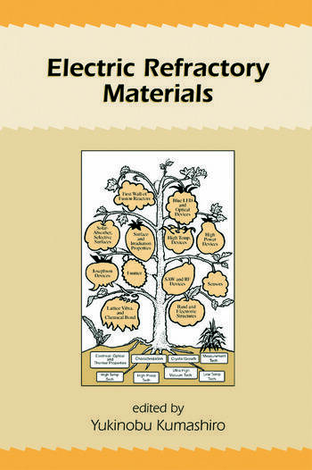 Electric Refractory Materials book cover