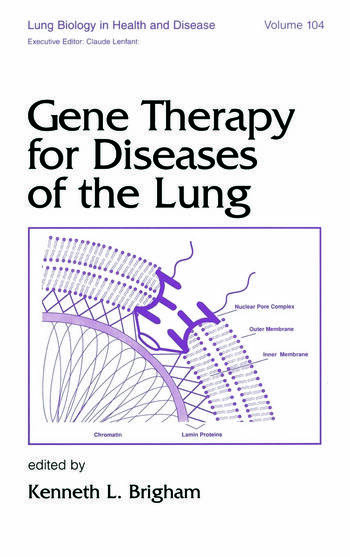 Gene Therapy for Diseases of the Lung book cover