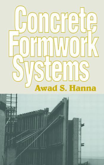 Concrete Formwork Systems book cover