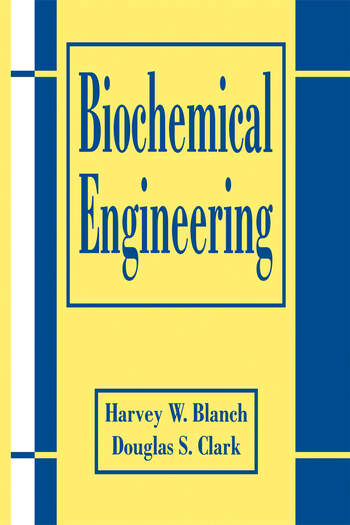 Biochemical Engineering book cover