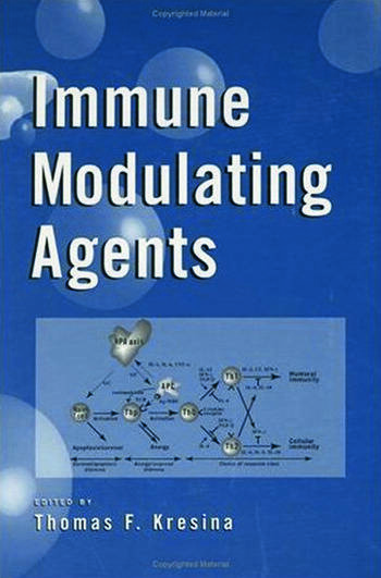 Immune Modulating Agents book cover