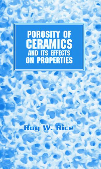 POROSITY OF CERAMICS PDF DOWNLOAD